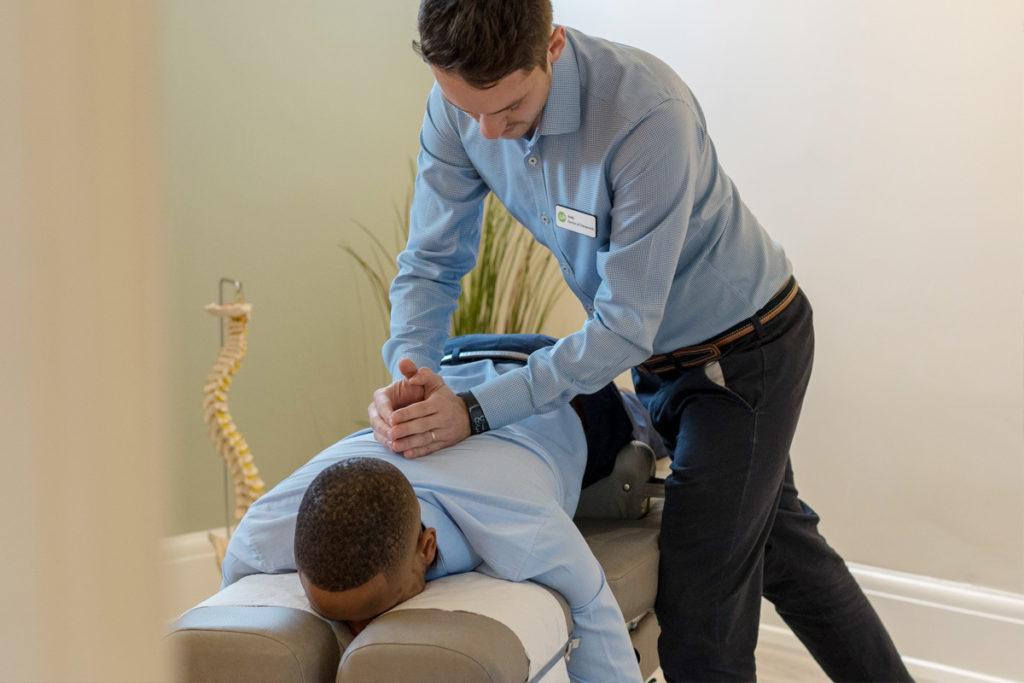 chiropractors essex treatment image 1